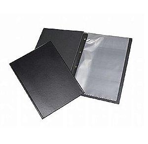 Catálogo Preta sem Visor 10 Envelopes Plásticos Sortido!