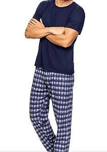 Pijama Zee Rucci Zr3301-001-1546 Calça Camiseta