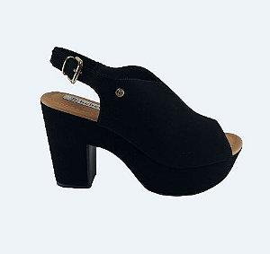 Sapato Feminino Bebece T5121-472 Nobuck