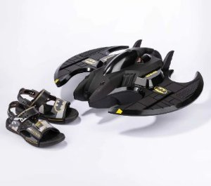 Sandalia 22518 Batman Batwing