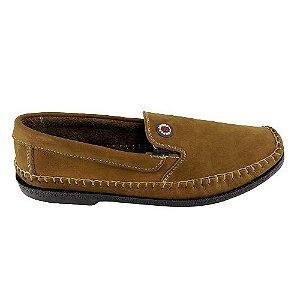 Sapato Mocassim Silver Shoes 300