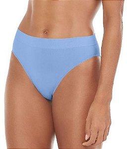Calcinha Zee Rucci Zr0207-001-c699 Comfort Azul Lavanda