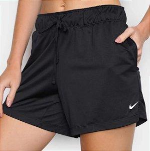 Short Nike W Dry Attack  Preto
