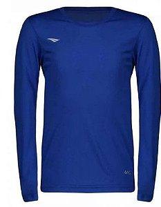 Camisa Manga Longa Penalty Matis Ml Infantil Azul