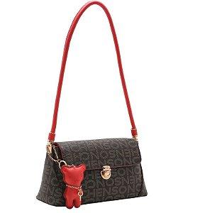 Bolsa Feminina Chenson Cg83337 Pequena Personalizada