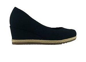 Sapato Anabela Bebecê  Feminino 5814-741