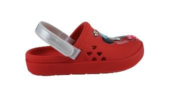 Sandália Crocs Disney Minnie Love Baby Grendene Kids 22381