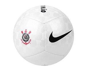 Bola De Futebol De Campo Nike Corinthians Timão