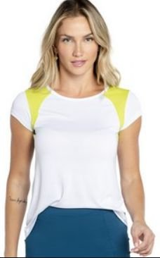 Blusa Dusell 1754 String Recortes