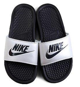 Chinelo Nike Benassi Just Do It 343880 100