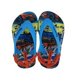 Chinelo Ipanema Hot Wheels Baby 26071