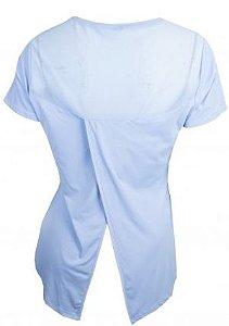 T-shirts Alto Giro 931714 Skin Fit Abe