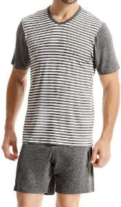 Pijama Paulienne 090.61 Curto Masculino Listrado