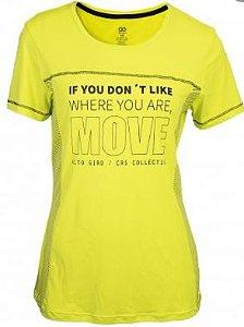 T-shirts Alto Giro 931716 Blusa Fit
