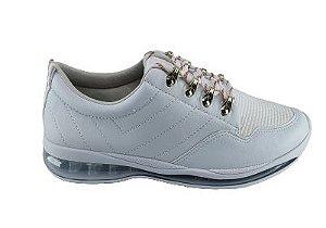 Tenis Feminino Comfortflex 20-58304 Napa Branco