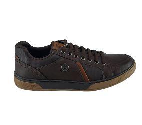Sapatenis Ped Shoes Masculino Et705-0488 - Cafe/conhaque