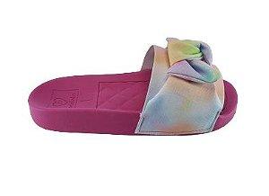 Chinelo Infantil Slide Molekinha 2311.103 - Multicolor/pink