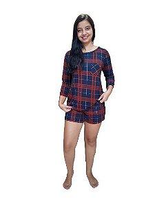 Pijama Hope 8040 Short Dool