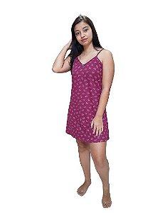 Pijama Paulienne L.a1.132.60 Camisola Alça Regulavel