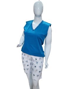 Pijama Paulienne C.b3.124.59 Bermuda Costa Regata