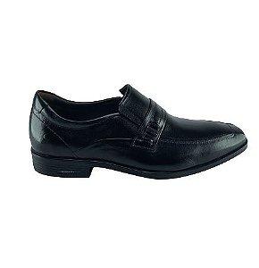 Sapato Masculino Democrata 250102 Couro Hi-soft Smartcomfort