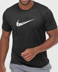 Camiseta Nike Cam Mc Breathe Run Wr