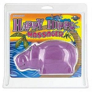 HAPPY HIPPO-VIBRO 16x8cm A PROVA D'AGUA