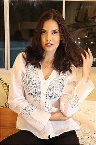 BLUSA LINHO GENOVA