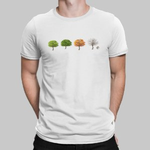 Camiseta Masculina - Ciclo da Vida