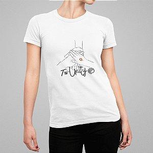 Camiseta Feminina - Tri-Unity