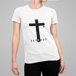 Camiseta Feminina - SeeDeus