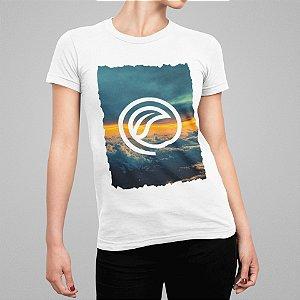 Camiseta Feminina - 4 Elementos: Ar