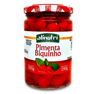 Conserva de Pimenta Biquinho 190g