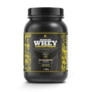 Iridium - Whey Protein Concentrado 900g - Chocolate