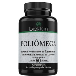 BioKlein - PoliÔmega 60 caps