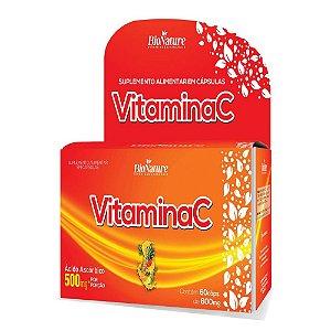 BioNature - Vitamina C 60 caps