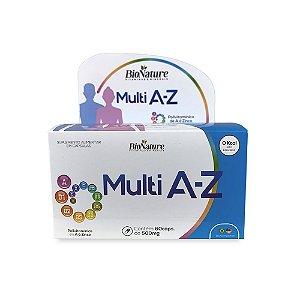 BioNature - Multi A-Z 60 caps