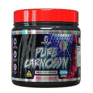 Pré Treino Pure Carnosyn 200g Demons Lab