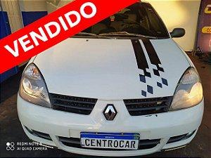 RENAULT CLIO 1.0 - 2011/11 - 95mil KM