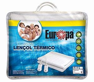 Lençol Térmico Casal 100% Soft com Inmetro - Europa - 220v