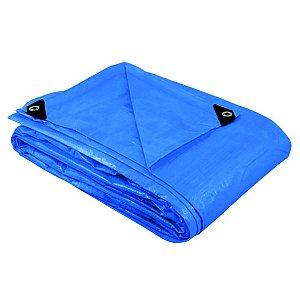 Lona Azul 3x3m Piscina Cobertura Toldo Camping 200 Micra Reforçado - A08080 Ajax
