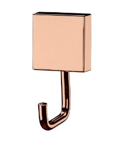 Suporte Cabide Gancho Porta Toalha Rosé Gold 7506rg - Future