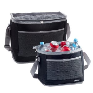Kit Bolsa Térmica Cooler 30 + 20 Litros Alimentos e Bebidas - Paramount