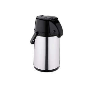 Garrafa Térmica Exclusiva Inox 1 Litro Chá Café Água - Soprano