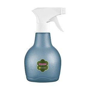 Borrifador Pulverizador Spray Frasco Álcool Gel Água Pequeno 350ml Gatilho Plástico - 512 Sanremo