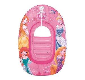 Bote Boia Inflável Infantil Princesas Disney Piscina - 1154 Mor
