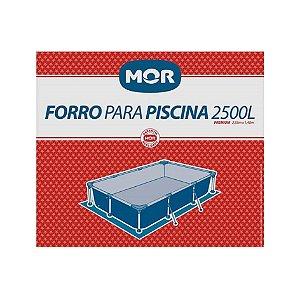 Forro Para Piscina Premium 2500 Litros - Mor