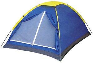 Barraca Iglu 3 Pessoas Mosquiteiro Camping Acampamento - Mor