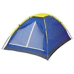 Barraca Iglu 4 Pessoas Acampamento Camping  Azul - Mor
