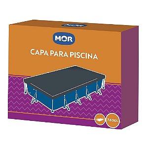 Capa Para Piscina Premium 7600 Litros - Mor
